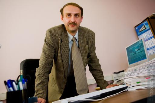 начальник отдела имущественных и прочих налогов департамента налоговой и таможенно-тарифной политики Минфина России Алексей Сорокин
